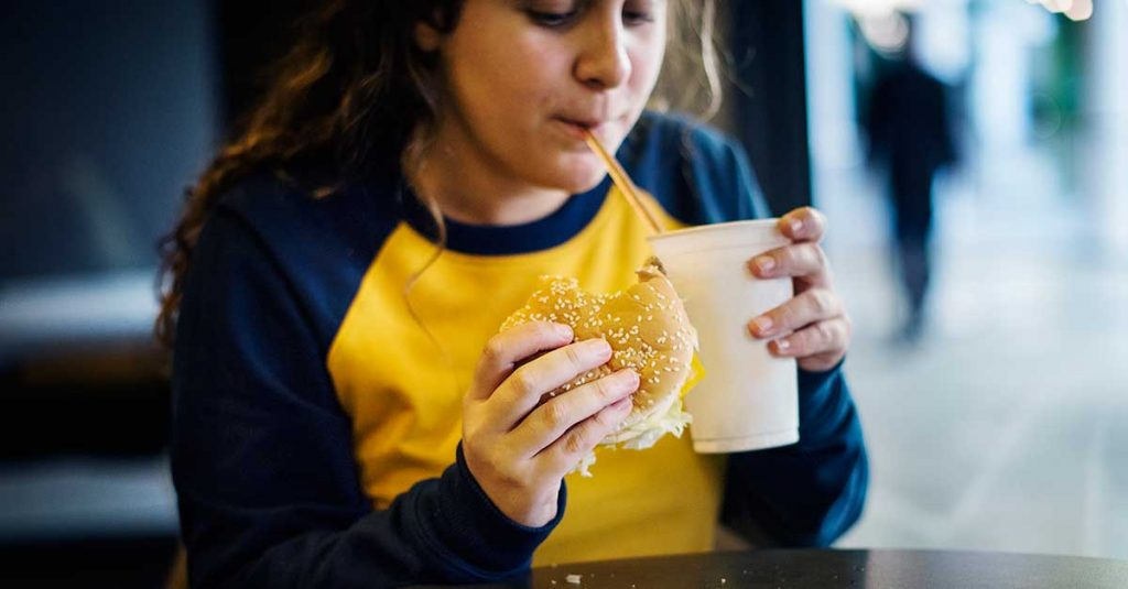 Rekordszámú elhízott gyerek