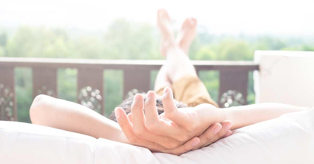 A pihenés fontos az egészséges élethez